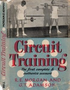 circuit training livre morgan adamson