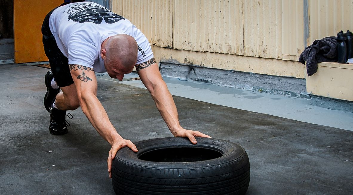 crossfit exercices remise en forme