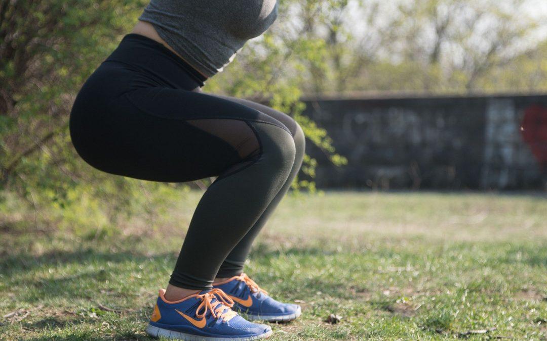 Se muscler les fessiers : les squats